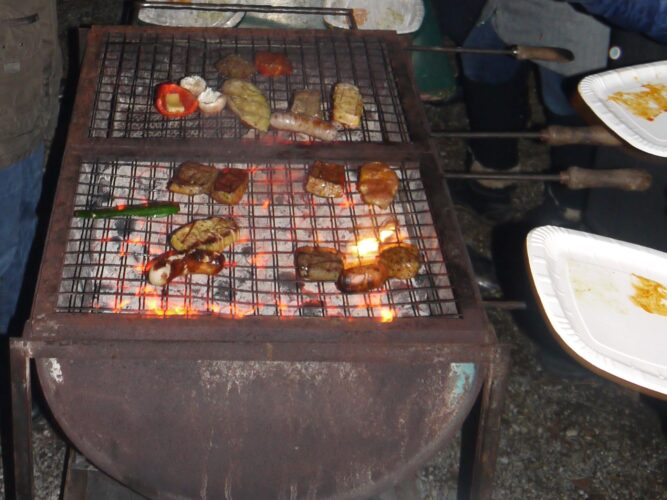 Open Grill